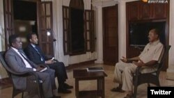President Isias Interview