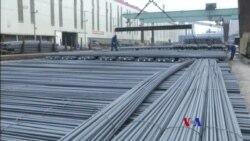 2018-05-01 美國之音視頻新聞: 白宮宣佈推遲決定是否對歐盟等徵收鋼鋁關稅