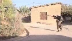حملات هوایی ارتش آمریکا در شمال عراق