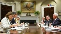 Վաշինգտոնն ու Մեխիկոն եկել են համաձայնության