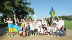 Забіг у вишиванках: як у Вашингтоні відзначили День Незалежності України. Відео