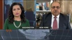 'امریکہ نے افغان حکومت کی حیثیت پر سوالیہ نشان لگا دیا ہے'