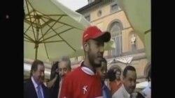 2014-03-06 美國之音視頻新聞: 尼日爾驅逐卡扎菲的兒子薩阿迪到利比亞