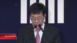 Nam Triều Tiên luận tội Tổng thống Park Geun-hye
