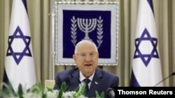 رووین ریولین، رئیس جمهوری اسرائیل - آرشیو