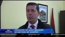 Akset problematike rrugore ne Shqiperi
