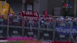 Taksim'de 1 Mayıs Kutlamaları