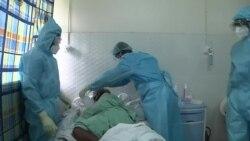 COVID-19 : ICU Hospitali ya Kenyatta yafurika wagonjwa