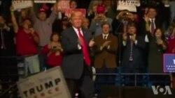 Yon Ide sou Politik Afè Etrangè Prezidan Ameriken an, Donald Trump