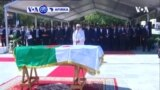VOA60 AFIRKA: A Algeria, An Yi Janai'zar Tsohon Shugaban Algeria Abdelaziz Bouteflika
