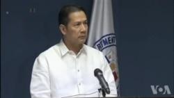 菲律宾抗议中国海警船水炮攻击渔民