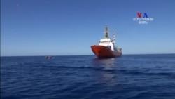 Ծովով ներգաղթյալների հոսքը Եվրոպա շարունակվում է
