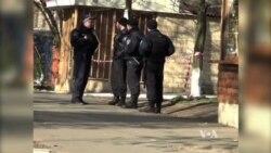 Violence Flares in Eastern Ukraine as Talks Begin in Geneva
