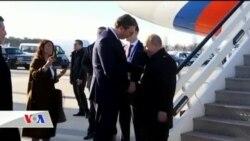 Putin u Beogradu: Rusija deli zabrinutost Srbije u vezi sa Kosovom