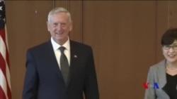 馬蒂斯表明竭盡外交努力解決南中國海問題
