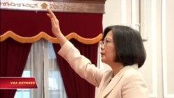 Tân lãnh đạo Đài Loan bày tỏ quan điểm cứng rắn về Biển Đông