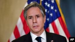 Arhiv - Antony Blinken, američki državni sekretar.