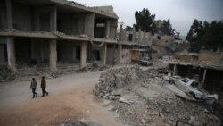 ဆီးရီးယား အပစ္ရပ္ေရး စတင္အသက္၀င္ၿပီ