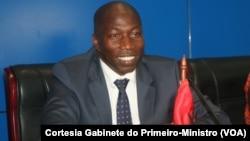 Domingos Simões Pereira deu voz ao manifesto dos partidos