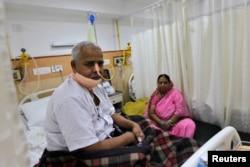 گٹکا کا مسلسل بے دریغ استعمال بالآخر اسپتال پہنچا دیتا ہے۔