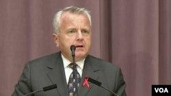 جان سالیوان قائم مقام وزارت خارجه ایالات متحده آمریکا