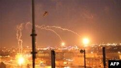 ایران نے عراق میں بیلسٹک میزائلوں سے امریکی فوجی اڈوں کو نشانہ بنایا۔ (فائل فوٹو)