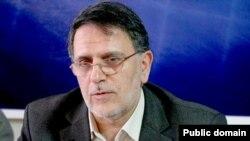 ولی الله سیف رئیس بانک مرکزی ایران - آرشیو