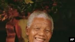 前南非總統曼德拉(資料照片)