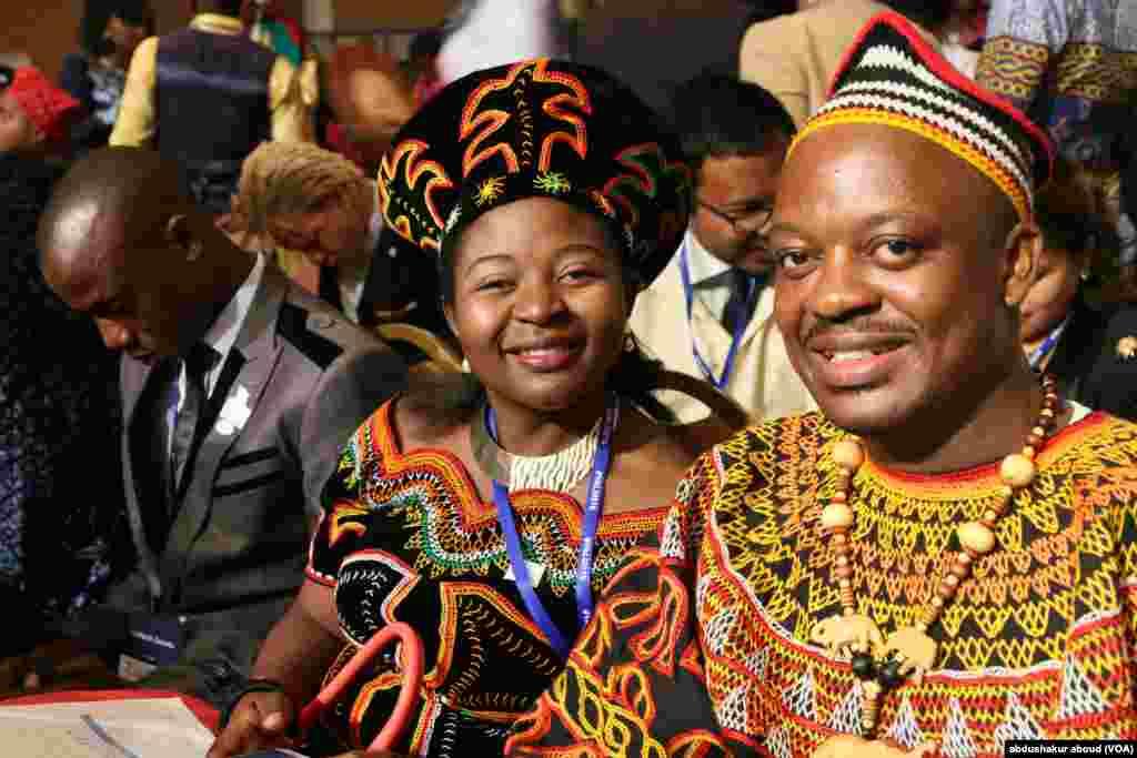 Wajumbe wa Yali kutoka Leshoto