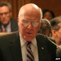 莱希参议员(Senator Patrick Leahy)