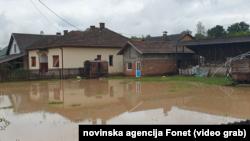 U nekim delovima Srbije poplave se smiruju, dok se na nekima tek očekuju, Foto: video grab