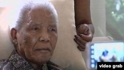 Mantan Presiden Afrika Selatan, Nelson Mandela (Foto: dok).