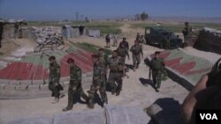 Kurdi ulogoreni u Makmuru