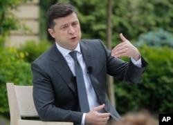 Prezident Vladimir Zelenskiy