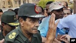 مصر کی حکمران فوجی کونسل کے سربراہ فیلڈ مارشل محمد حسین طنطاوی