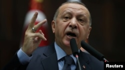 Turkiya Prezidenti Rajab Toyyib Erdog'an
