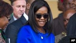 Vaive mudzimai wemutungamiri wenyika, Amai Grace Mugabe