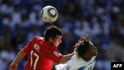 Gangguan memori mirip apa yang terjadi pada gegar otak tampak pada pemain yang menyundul bola lebih dari 1.550 kali dalam setahun (foto: dok).