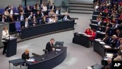 7월 1일부터 이란산 원유금수 조치를 전면 금지하는 결정을 확인하는 유럽연합(EU) 외교장관이사회