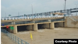 کچھی کینال میں پانی کی فراہمی شروع کر دی گئی ۔ 31 اگست 2017