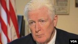 جم مورن عضو ارشد کانگرس امریکا