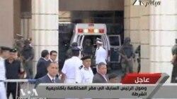 Судья запретил телевизионную трансляцию процесса над Мубараком