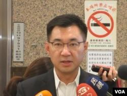 台湾在野党国民党立委江启臣