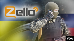 Zello in Ukraine