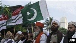 Người Pakistan biểu tình lên án vụ oanh kích của NATO