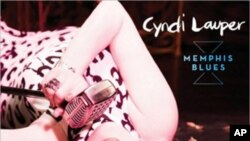 Cyndi Lauper Sings the Blues