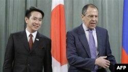 Japanski i ruski šef diplomatije tokom susreta u Moskvi