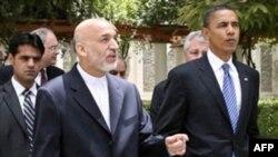 Prezident strategiya pand beryapti degan da'volarni rad etadi. Afg'oniston, deydi Obama, Iroq emas. Ijobiy o'zgarishlar vaqt va sabr-toqat talab qiladi.