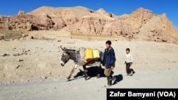 حدود ۴۲ درصد شهروندان افغان به آب آشامیدنی صحی دسترسی ندارند