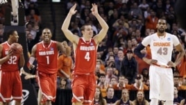 Lsa Universidad Estatal de Ohio apuesta al talento de Aaron Craft, Deshaun Thomas y Lenzelle Smith, Jr.